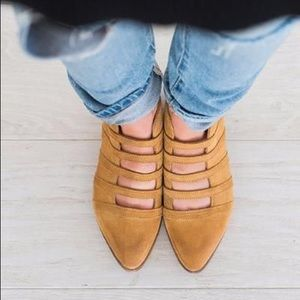 Free People Swept Ankle Boots